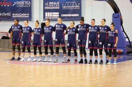 Dinamo Women-Lucca: palla a due alle 12