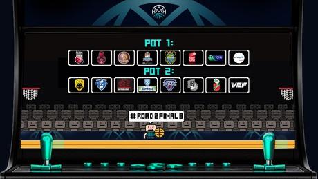 BCL: completato il tabellone Playoff